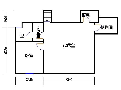 D4-Y3单元上层