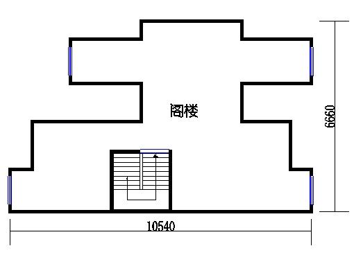 C单元01阁楼层
