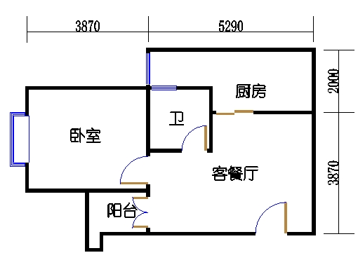2号楼A4单元