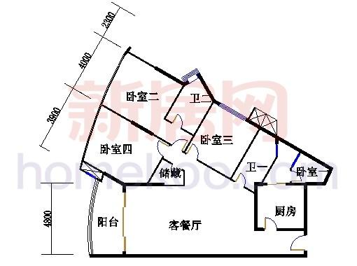 碧海湾01-A单位