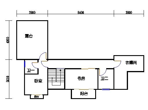 3-17层1601单元上层