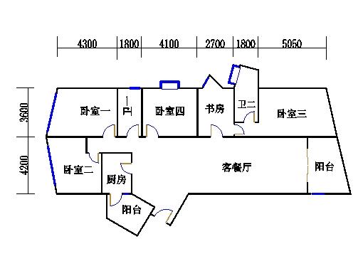 碧海湾03-A单位
