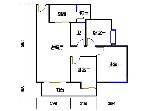 A14栋29-33层01单元