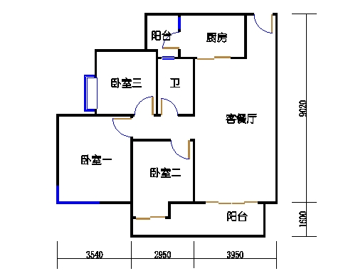 A14栋29-33层02单元