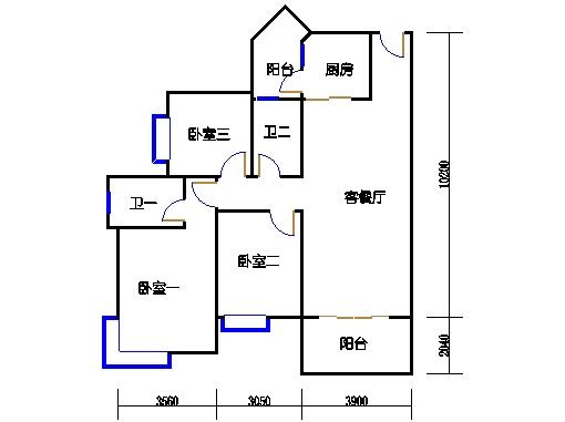A16栋5-27层02单元