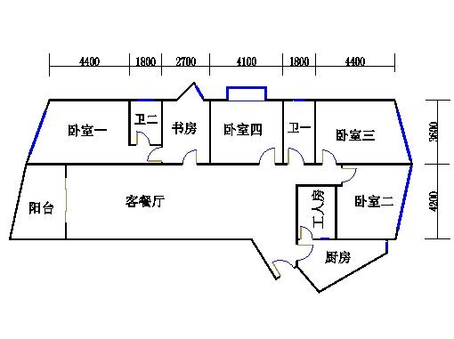 碧海湾06-D单位