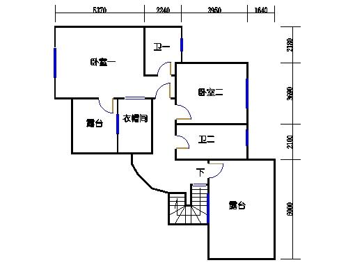 3B-F二层