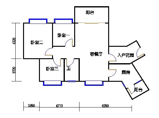 C7栋2层03单元