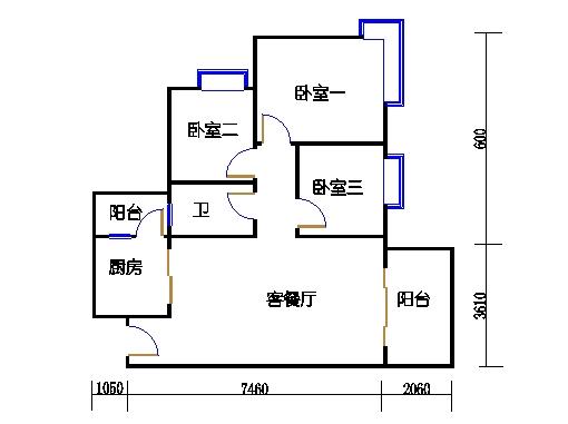 D7栋5-15层01单元