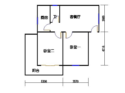 58栋7楼A单元