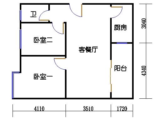 B栋02单元