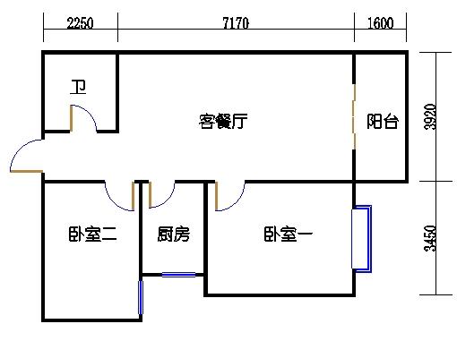 A-12.20号楼C单元