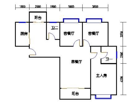 A-1号楼C3单元