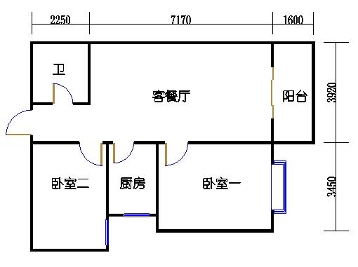 C-12.20号楼C单元