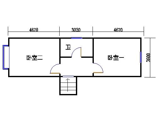 B-2单元2-4.3-5层二层