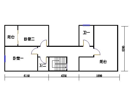 7-a4单元二层