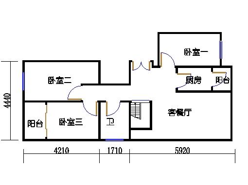 7-c3单元一层