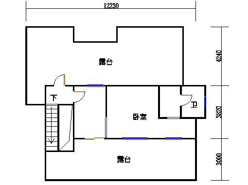B单元二层