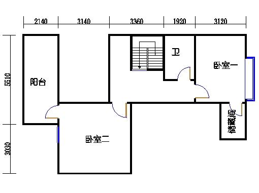 经典C-2单元上层