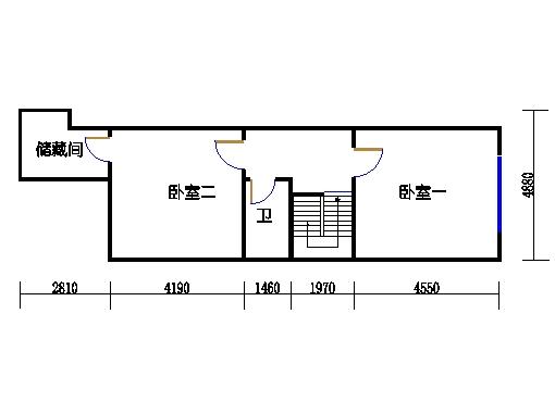 经典C-3单元上层