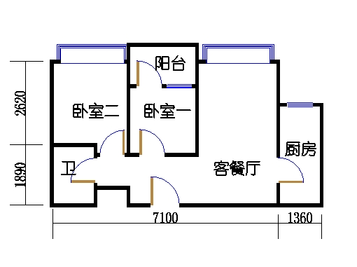 6号楼C单元