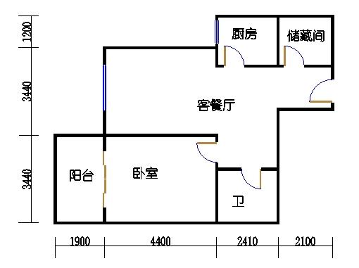 精致型C单元
