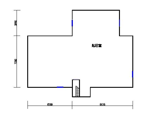 B2单元地下层
