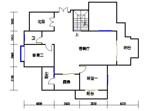 C1单元下层