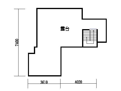 D2单元屋面
