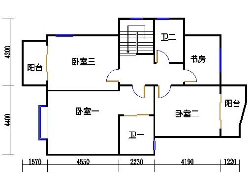 D5单元二层