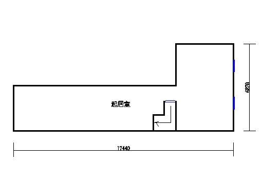 D7单元地下层