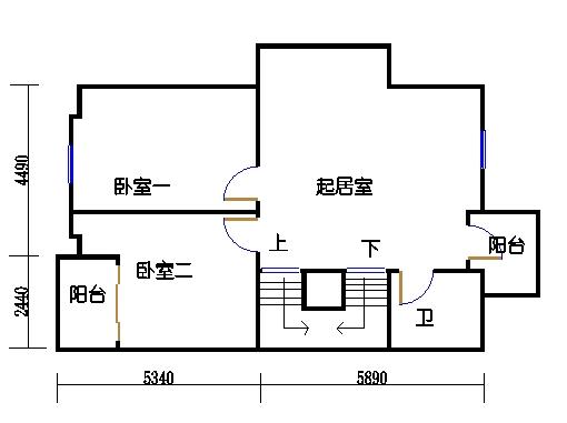 L1单元二层