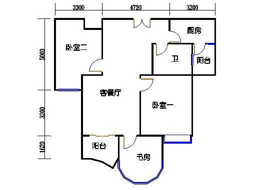 30、36号楼C2单元