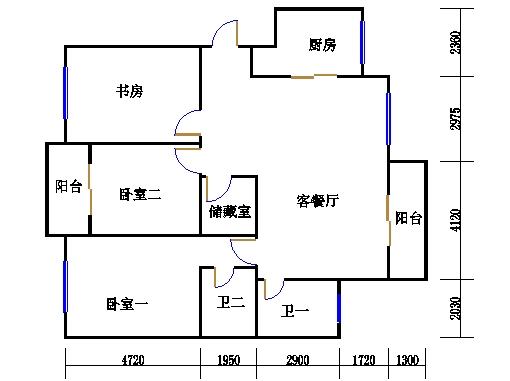 7栋J单元
