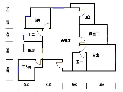 2号楼舒适型
