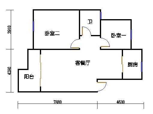 8号楼经济型