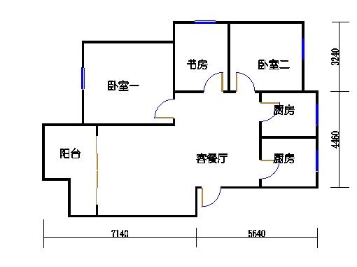 8号楼舒适型小