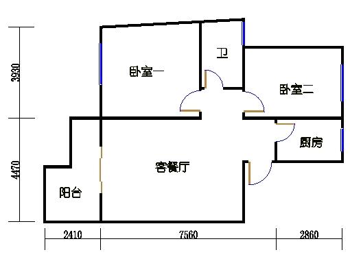 17号楼经济型