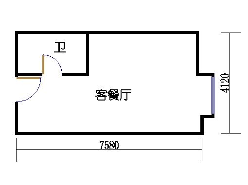 精装金领公寓A2a单元