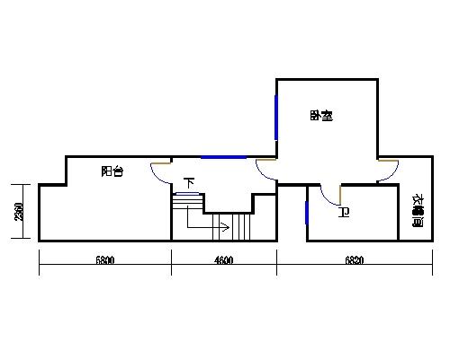 联体排屋中间套三层