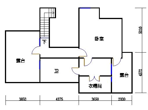 D1单元二层