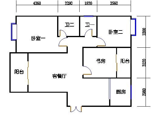 8楼三单元3-29层03