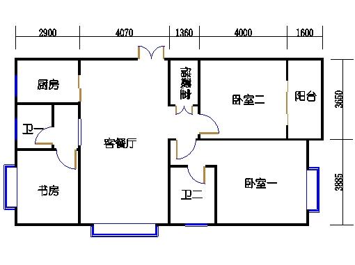 9楼三单元3-27层03