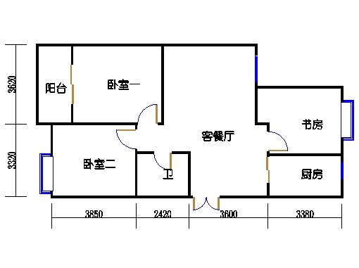 9楼一单元3-29层03
