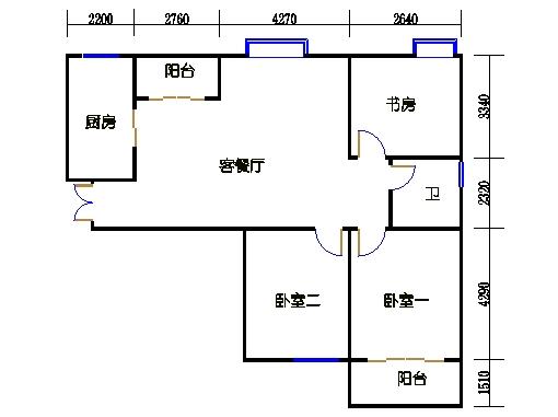 1-8楼5-25层1-01单元