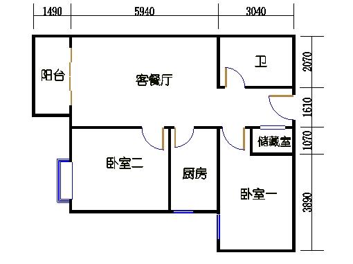 1-8楼5-25层1-02单元