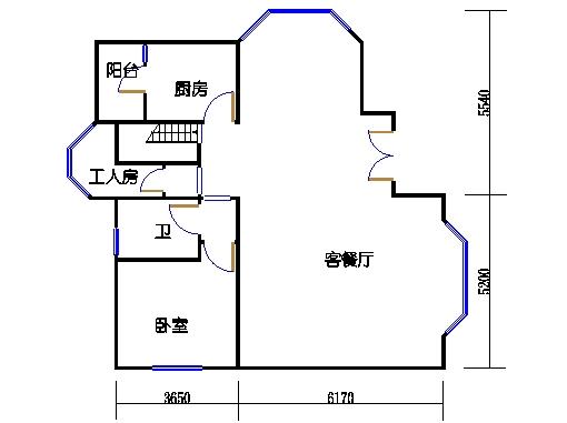B41-42单元一层