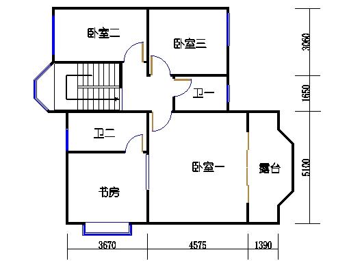 B41-42单元二层