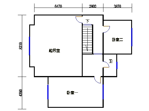 B107-108单元三层