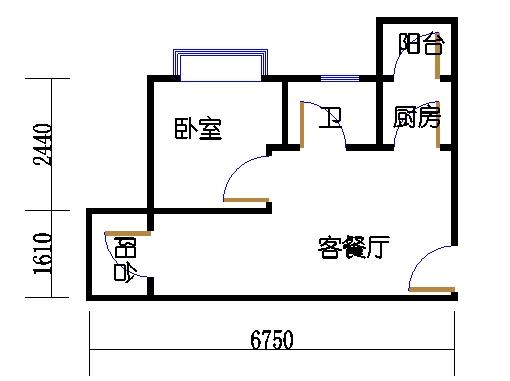 4幢01单元05室